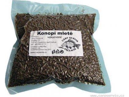 Konopí mleté - 500 g