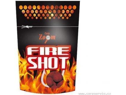 Fire Shot Boilies - 120 g/16 mm/Med