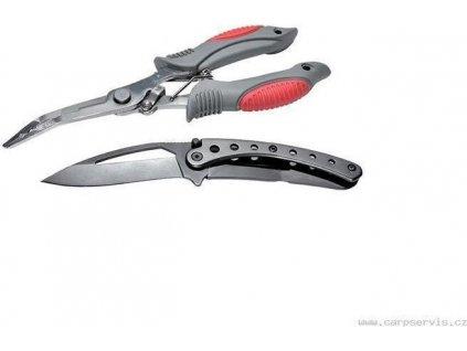Set kleště + nůž