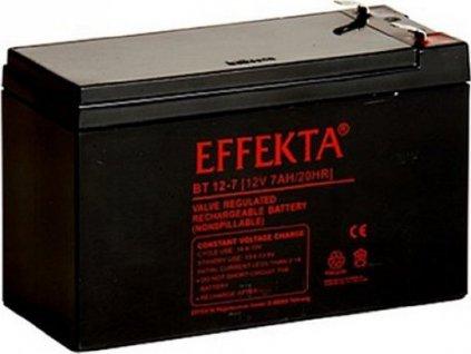 Effekta akumulátor FH-Force FG1270-12v/7ah