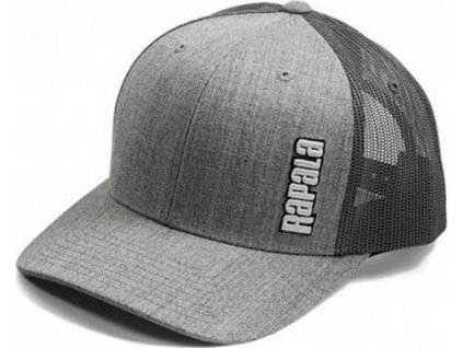 Rapala Cap Vertical Grey