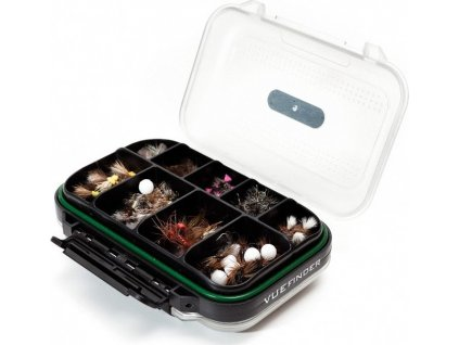 Muškařská krabička Wychwood Small Dryfly Compartment/Slot