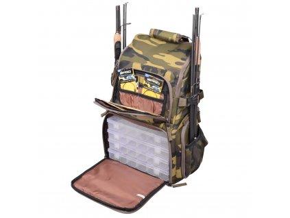 Batoh SPRO Camouflage Backpack