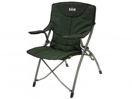 DAM rybářské křeslo foldable chair DLX