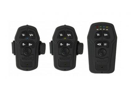 MADCAT sada signalizátorů smart alarm set 2+1