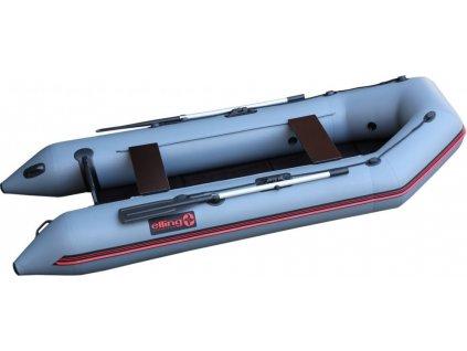 Nafukovací člun Elling Patriot s pevnou skládací podlahou - 290cm