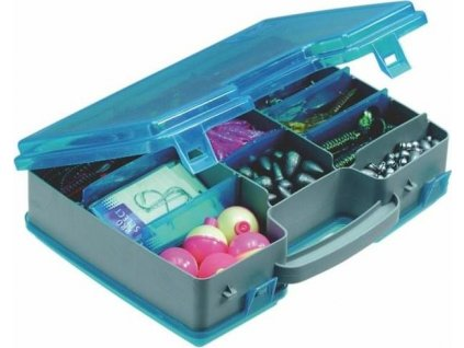 Plano Double-Sided Adjustable Tackle Organizer Large