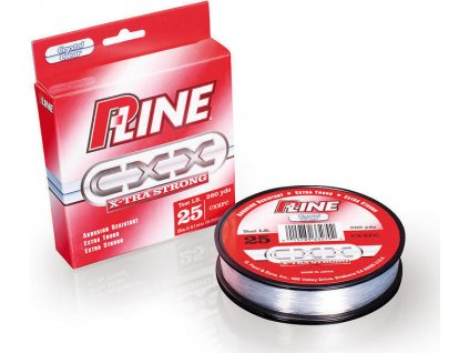 P-Line vlasec CXX Crystal Clear