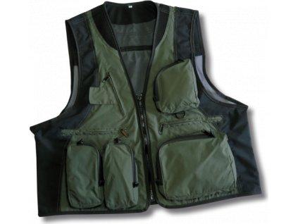 Behr rybářská vesta Angler Vest