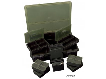 fox plastove boxy royale tackle box