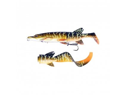 Savage Gear 3D Pike Hybrid 17cm 45g