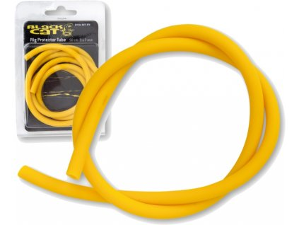 Black Cat Sumcové gumová hadička 1m - žlutá