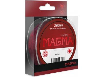 Monofil Delphin MAGMA / bordový