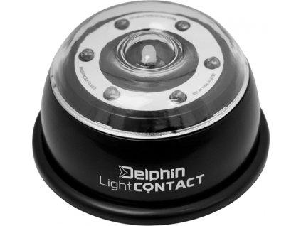 Světlo do bivaku Delphin LightCONTACT 6+1 LED