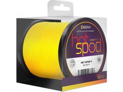 Delphin HotSPOD 4 / žlutá