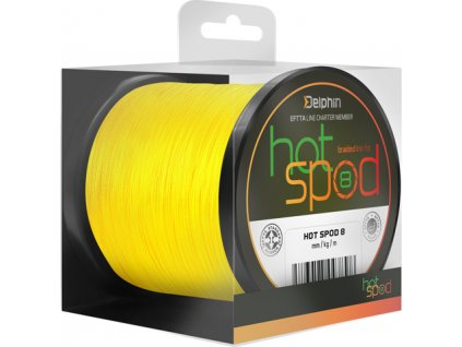 Delphin HotSPOD 8 / žlutá