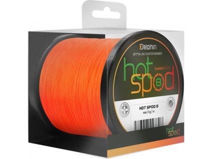 Delphin HotSPOD 8 / oranžová