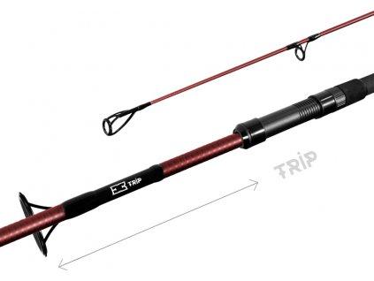 Delphin ETNA E3 TRIP 390cm/3.50lbs/TeleFI