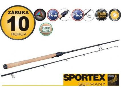 Sportex - Přívlačový prut - HYPERION XT 240cm /40g / 2díly