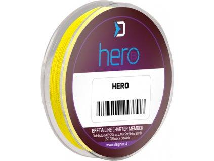 Delphin HERO 8 / fluo žlutá
