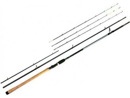 Zfish Prut Logan Medium Feeder 3,60m/80g