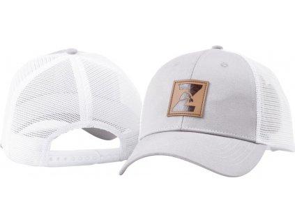 Zfish Kšiltovka Z Grey Cap
