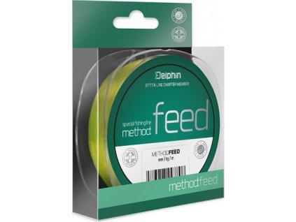 FIN METHOD FEED 150m/žlutá
