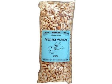 pšenice foukaná mušle