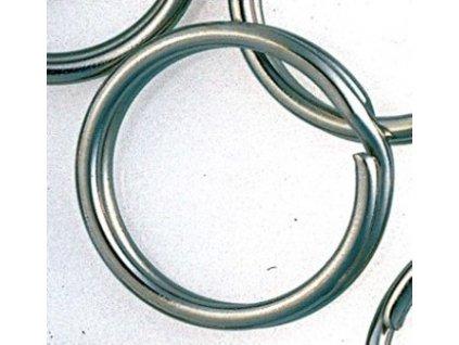 Pojistný kroužek - nerez Velikost 8 mm