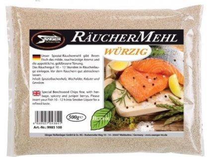 Dřevo na uzení Saenger Räuchermehl  Možnost B