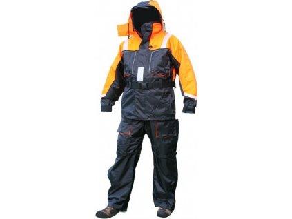 Rybářský plovoucí oblek - XXL
