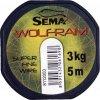 Wolframové lanko 10kg (5m)