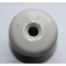 porcelanova knopka klasik o 20 mm
