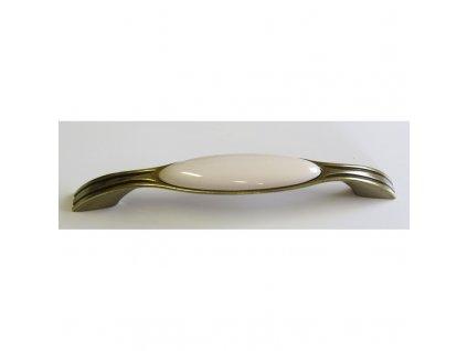 nabytkova uchytka porcelanova 1796 0 starozlata