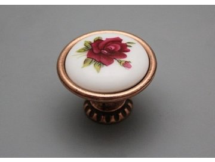 Růže Elizabeth červená CUNARU124