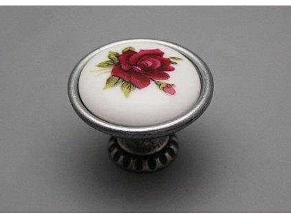Růže Elizabeth červená SSNARU100
