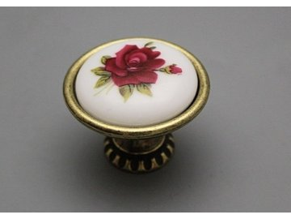 Růže Elizabeth červená SZNARU076