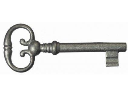 Klíč pro zámek Z97, Z06 (ocel), l=80mm