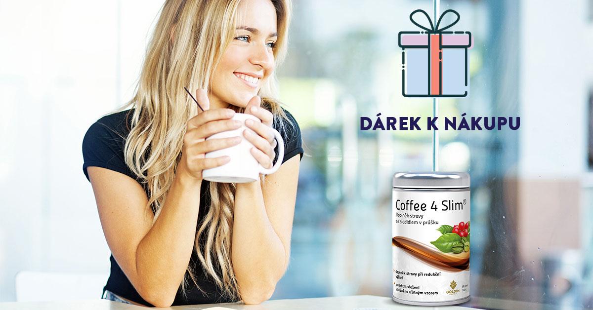 Co takhle spojit příjemné s užitečným a dát si lahodnou kávu pro urychlení vašeho metabolismu? Nyní s dárkem a za akční cenu!