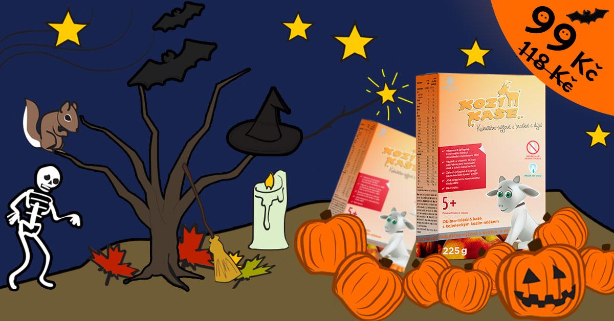 Halloween a dýně k sobě patří!