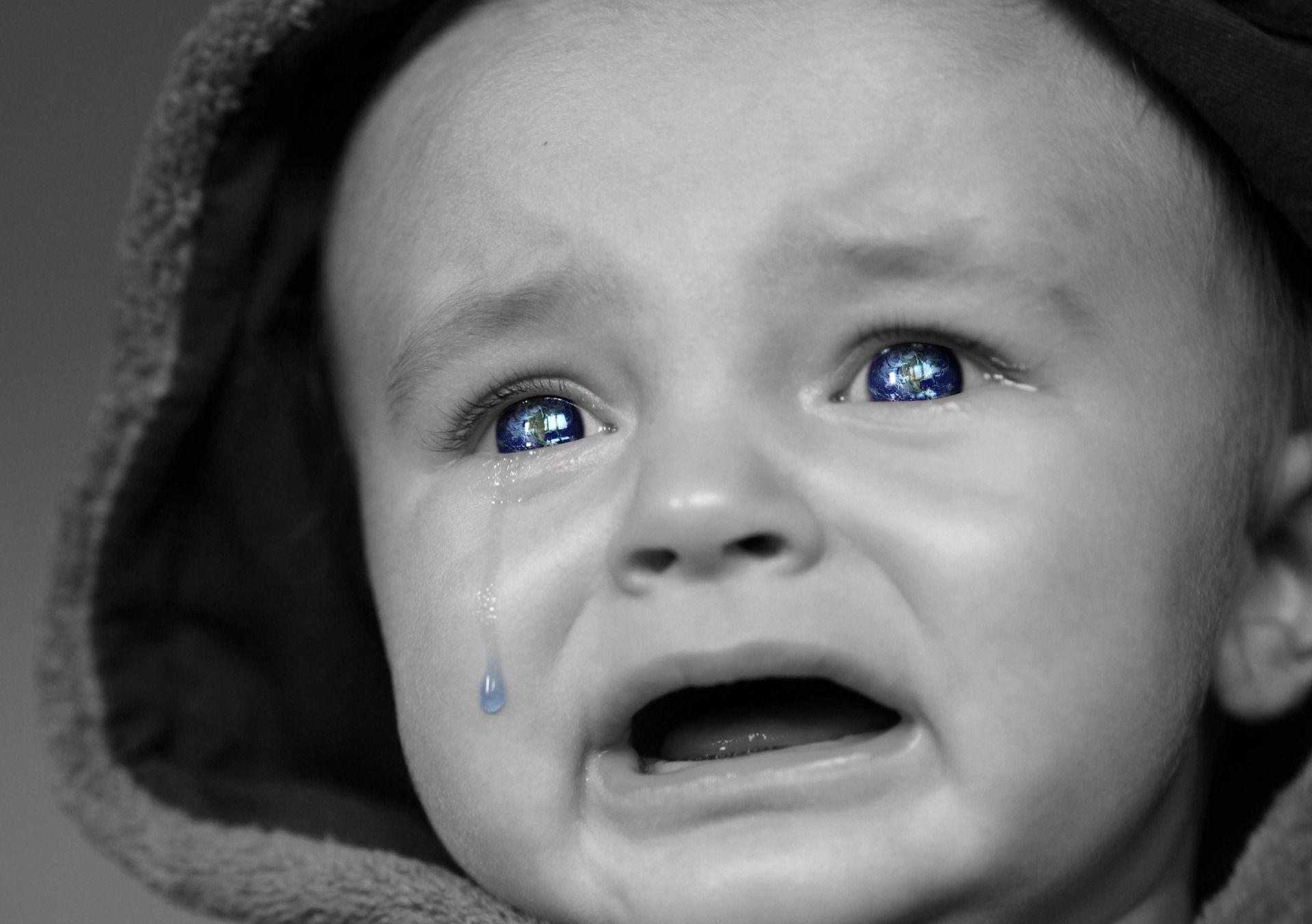 Záchvaty vzteku u dětí