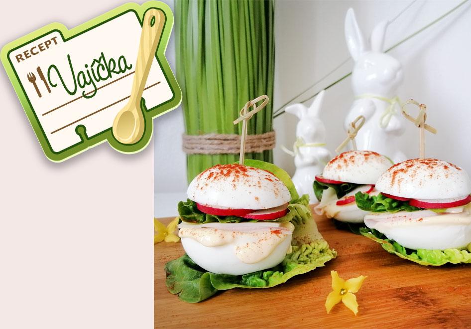Velikonoční sendviče