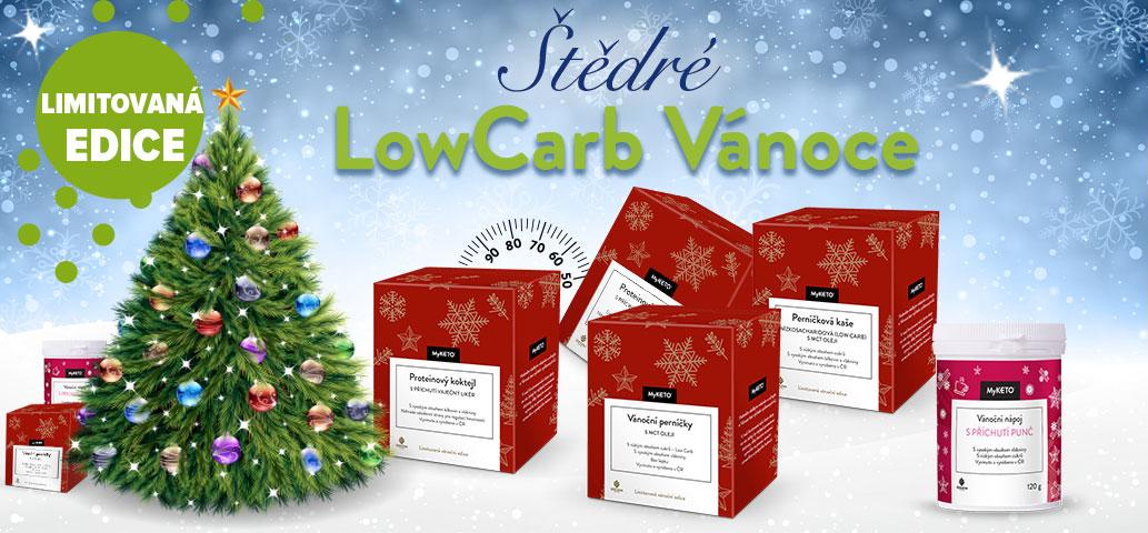 Štědré Low Carb Vánoce
