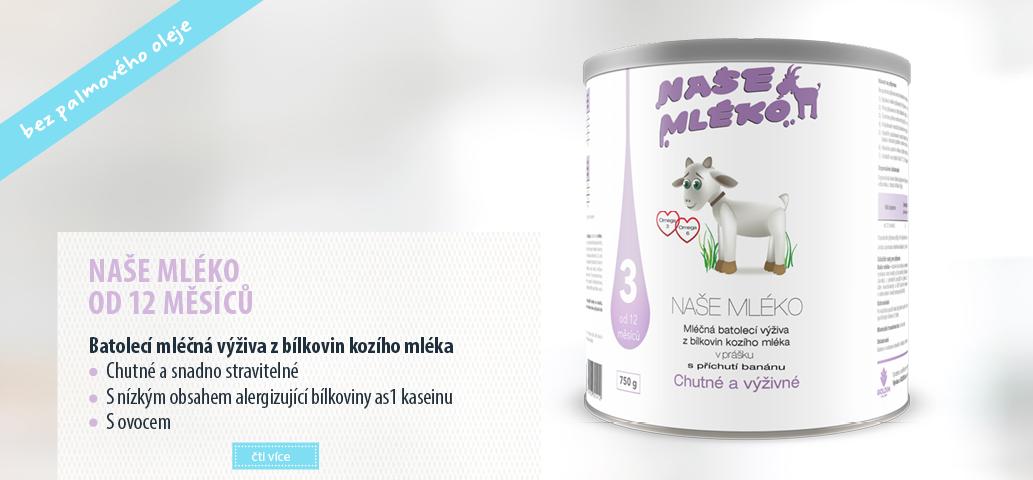 Naše mléko 3