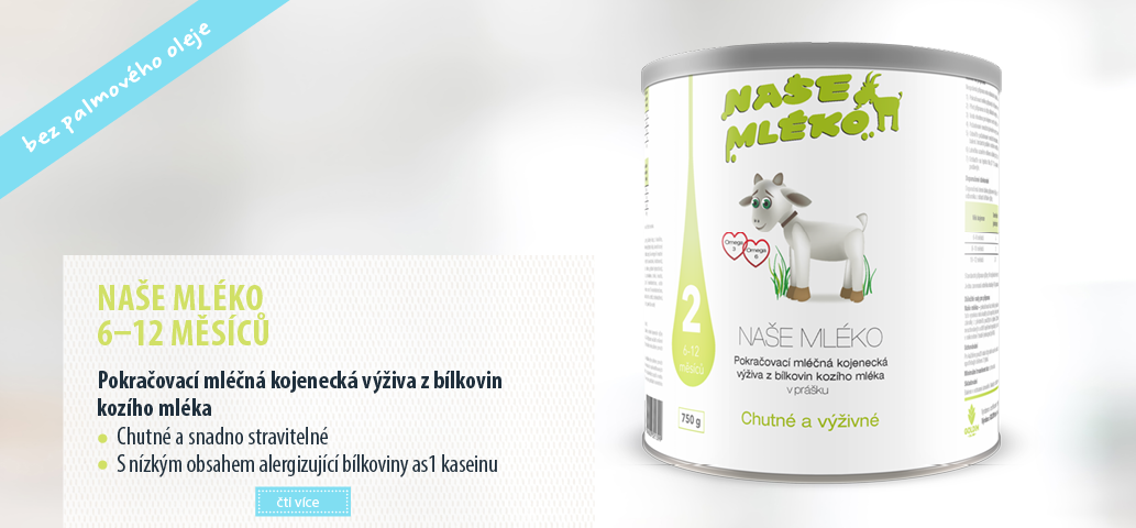 Naše mléko 2