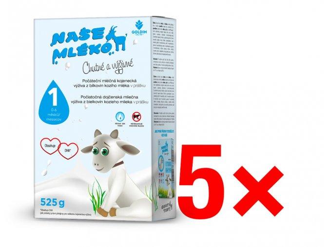 mleko 1 multipack