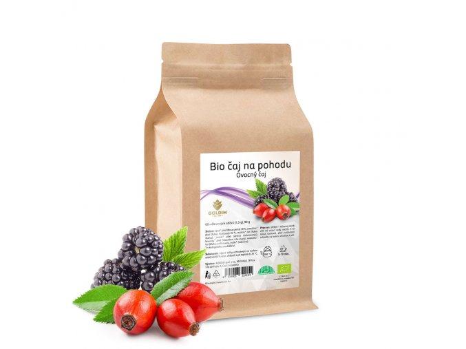 BIO čaj bylinný na pohodu 60 sáčků x 1,5 g