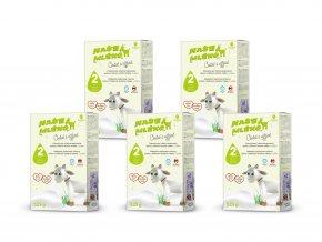 mleko 2 krabice multipack