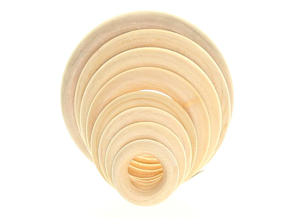 Dřevěné kroužky