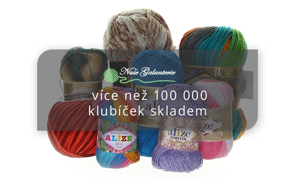 100000 klubíček